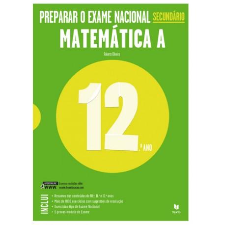 Preparar  o Exame Nacional Secundário - Matemática 12º Ano