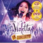 CD+DVD Violetta Em Concerto