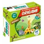 Os Primeiros Passos no Origami - Animais