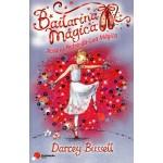 Rosa e Pedra-da-Lua Mágica - Bailarina Mágica N.º 9