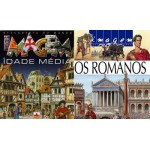 Pack Idade Média + Romanos
